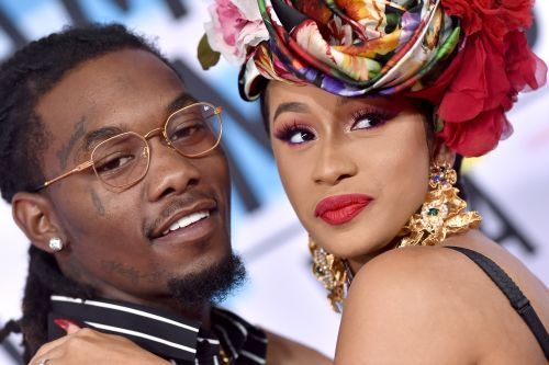 """Cardi B Says She and Offset Are """"Broken Up"""""""