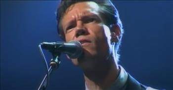 'Above All' Live Hymn Perfomrance From Randy Travis