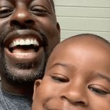 Sterling K. Brown Announced His Emmy Nominations With His 3-Year-Old Son, and It Could've Gone Better