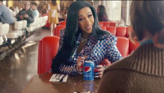 Cardi B's Super Bowl Pepsi Ad Is Kind of a Big Deal