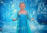 "This 5-Year-Old's Disney Princess Photo Shoot Was a ""Bright Spot"" During Her Cancer Treatment"