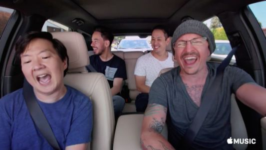 Chester Bennington's 'Carpool Karaoke' Episode Airs Three Months After His Death