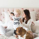 Jillian Harris's 1-Year-Old Totally Stole the Show in the Family's Pregnancy Announcement