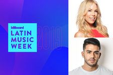 Pili Montilla and Carlos Adyan to Host 2019 Billboard Latin Music Awards Red Carpet Pre-Show