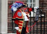 Sorry, but This Old-Timey Town Crier Did Not Announce the Birth of the Royal Baby