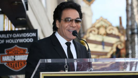 Andy Madadian, The Prince Of Persian Pop, Receives Hollywood Walk Of Fame Star