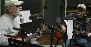 'I'd Rather Have Jesus' Steven Curtis Chapman Sings With His Dad