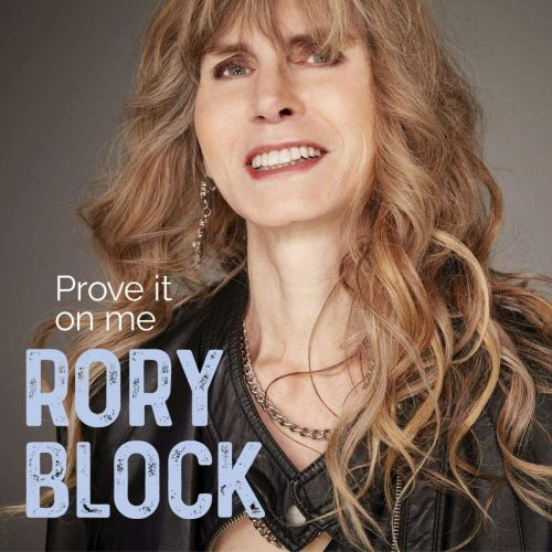 Rory Block's 'Prove It on Me' Pays Tribute to Women's Blues