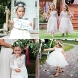These Flower Girls Stole the Ceremony With Their Cuteness, and We Can't Get Enough