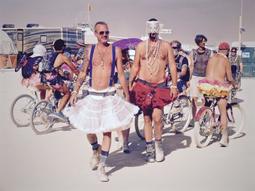 Did Internet Trolls Finally Ruin the Burning Man Facebook Page for Good?