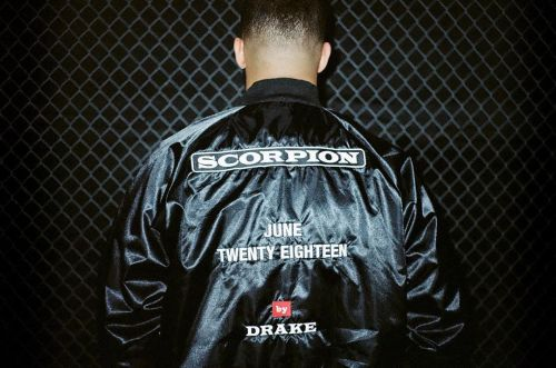 Drake Maybe Just Announced a New Album Called 'Scorpion'