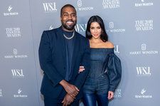 Kim Kardashian & Kanye West's 2019 Christmas Card Has Arrived