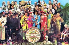 The Beatles' 'Sgt. Pepper' Named Top Album in UK by Official Charts Company