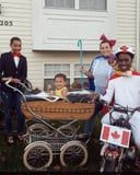 Don't Just Dress Up the Kids! These 43 Family-of-4 Costume Ideas Are Too Good Not to Copy