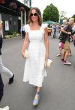 Pippa Middleton's Wimbledon Dress Is So Fancy, It Could Easily Be Mistaken For a Wedding Gown