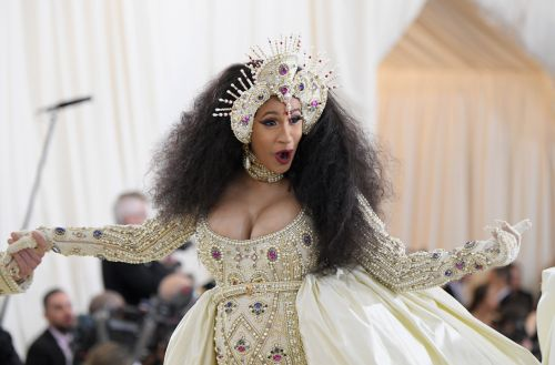 Cardi B Leads This Year's VMA Nominations