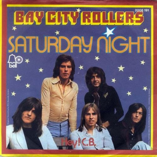 "The Number Ones: Bay City Rollers' ""Saturday Night"""