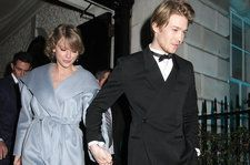 Taylor Swift Steps Out at BAFTAs Afterparty With Joe Alwyn: See Pic