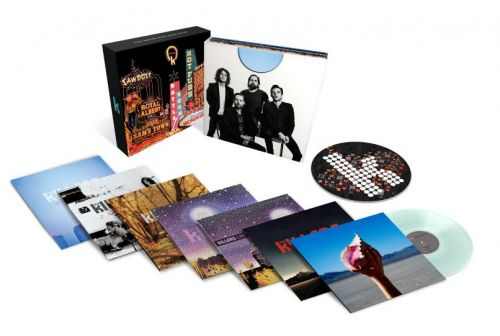 Win The Killers' career-spanning seven-album vinyl box set