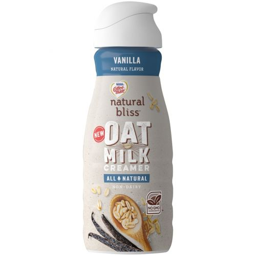 Stop, Drop, and Pour: Coffee-Mate's New Oat Milk Creamer Is Here to Brighten Mornings