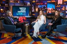 Jennifer Lopez Admits She's Hooked Up in Her Trailer, Talks 'Second Act' On 'WHHL': Watch
