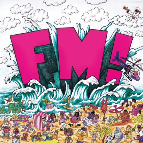 Vince Staples to release album, FM!, on Friday