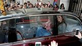 Kate Middleton and the Queen Shared a Blanket in the Car and We're Never Going to Get Over It
