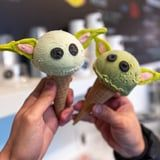 A Gelato Shop in LA Is Serving Baby Yoda Ice Cream Cones, and That Alone Is Worth a Trip