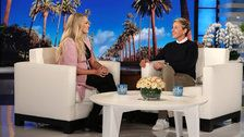 Carrie Underwood Tells Ellen DeGeneres Why She Needed To Go Public About Her Accident