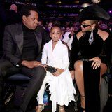 Blue Ivy's Reaction to Seeing Her Parents in Bed Is Exactly What You'd Expect