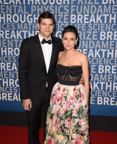 Ashton Kutcher Says He and Mila Kunis Won't Be Setting Up a Trust Fund For Their Kids