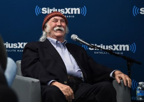 David Crosby Gets High And Immediately Violates His Moratorium On Shit-Talking The Doors
