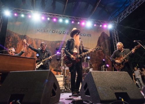 Songwriters group to honor Texans Billy Gibbons, Christopher Cross, others