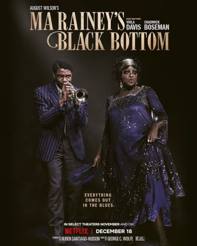 Watch The The Trailer For Ma Rainey's Black Bottom Featuring Chadwick Boseman's Final Role