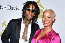 Wiz Khalifa & Amber Rose Celebrate Son's 7th Birthday With Creepy Pennywise Cake: See the Pics