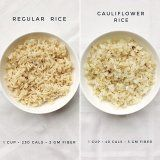 Craving Rice but Trying to Lose Weight? This Tasty Swap Will Save You Tons of Calories
