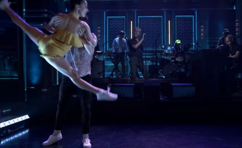 Watch The National Soundtrack A Dance Performance On Fallon