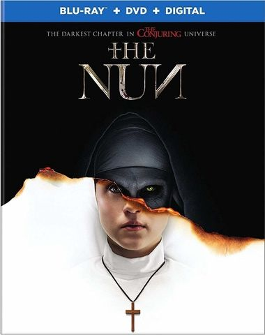 Blu-ray Review: The Nun (2018)