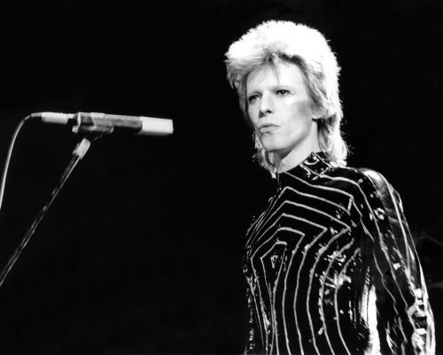 World's First David Bowie Statue Unveiled In Town Where Ziggy Stardust Debuted