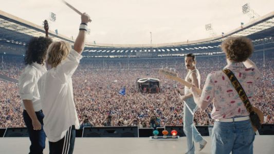 New Bohemian Rhapsody photos depict Rami Malek as Freddie Mercury
