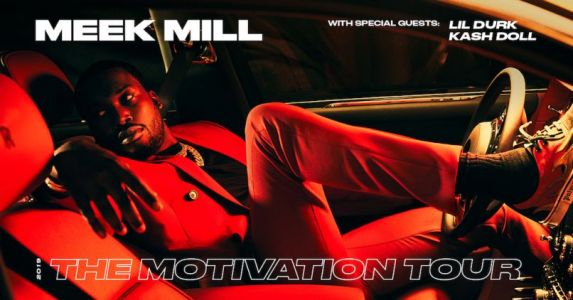 """Win tickets to see Meek Mill on """"The Motivation Tour"""""""