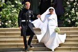 A Rundown of All the Little British Traditions Harry and Meghan Had at Their Wedding