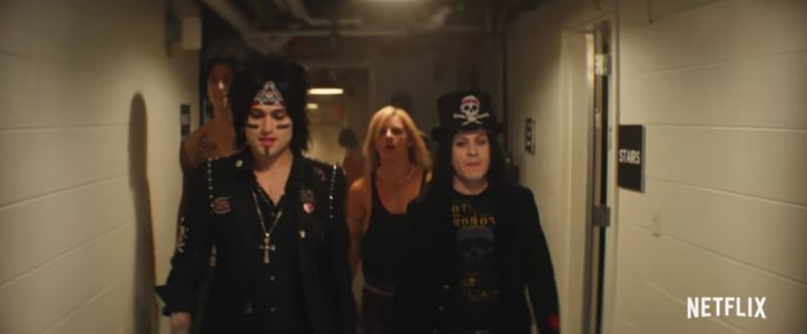 Watch The First Trailer For Netflix's Mötley Crüe Movie The Dirt