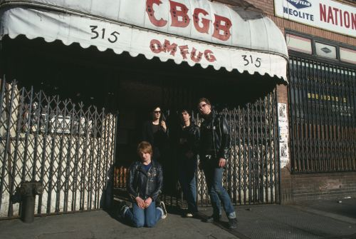 Target Recreates CBGB For Grand Opening Of East Village Store