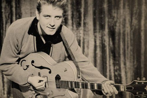 "Eddie Cochran's Working Class ""Summertime Blues"" Asks, This Is Living?"