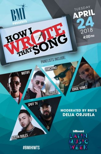 "Events: BMI presents ""How I Wrote That Song"": Las Vegas"