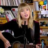 Taylor Swift Gives Her Lover Songs a New Twist With a Completely Acoustic Tiny Desk Concert