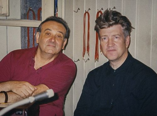David Lynch And Angelo Badalamenti Are Releasing Their Lost '90s Album