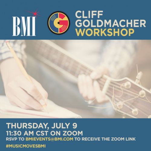 Events: BMI/Cliff Goldmacher Workshop: ONLINE