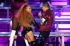 Beyonce & J Balvin Bring Brassy Performance of 'Mi Gente' to Coachella: Watch